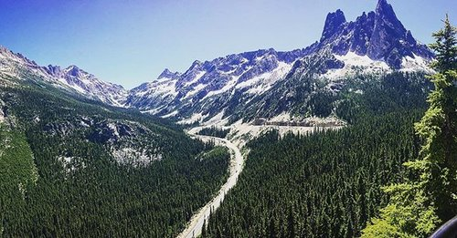 Photo of Washington Pass