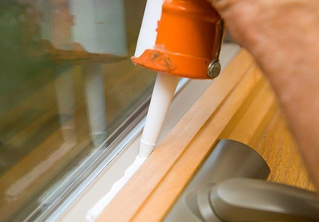 Tired of drafty windows allowing the outside elements to change the temperature in your home? Maybe its time to buy Alex Plus Calk, to seal those tiny cracks around your home! Grab yours now ON SALE at Doody Home Center. Check out our full list of month-long sales on our website (link in bio)