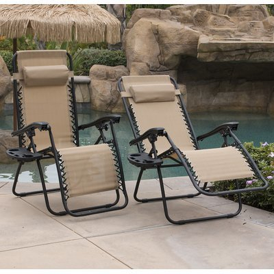 Accent your yard with our beautiful Relaxer Lounge chairs, on sale now for 44.99! Check out our full list of month-long sales on our website!