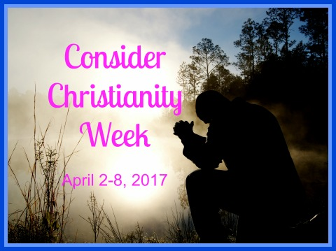 Consider Christianity Week