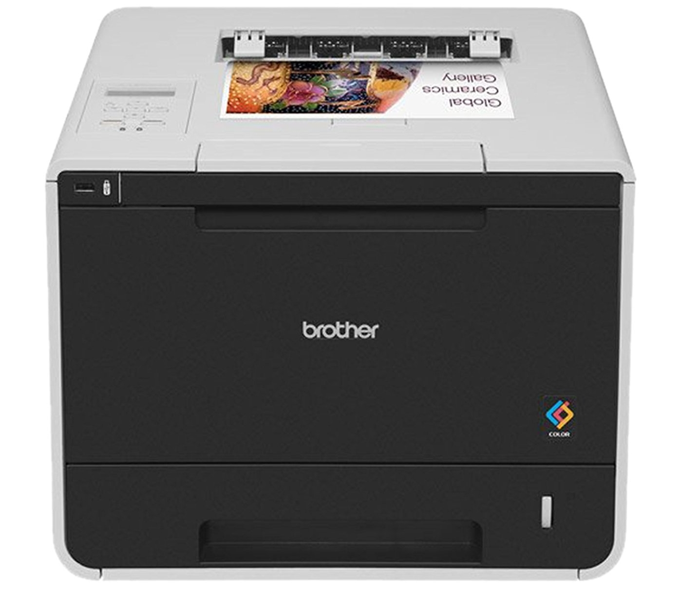 Brother HLL8350CDW Wireless Color Laser PrinterThis printer is an absolute work horse. We do tons of printing each month for the various businesses we own and this printer has served us extremely well. This or any other of the higher level Brother printers would be a good choice. Brother also has incredible customer service and phone support. We own multiple of this machine. -