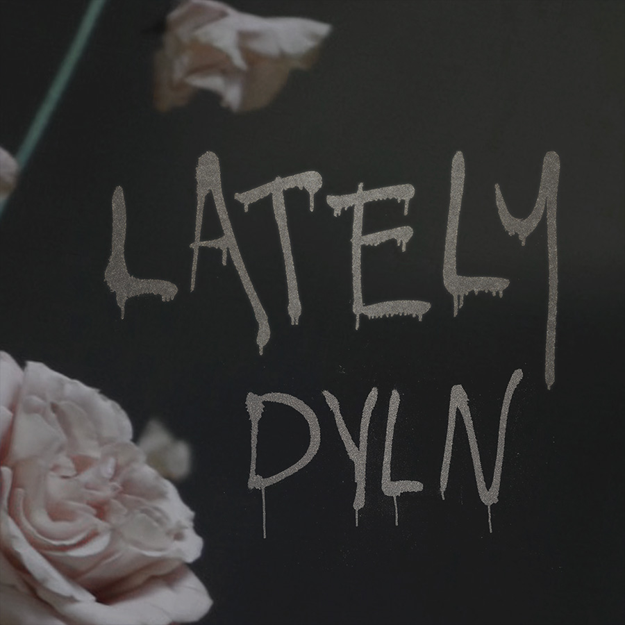 LATELY SINGLE COVER ART
