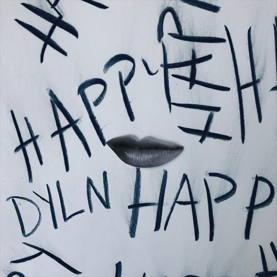 HAPPY SINGLE COVER ART
