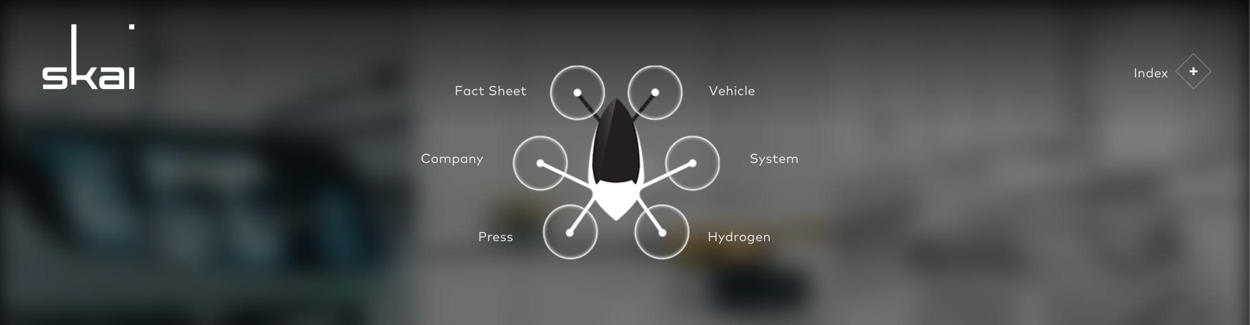 Website Navigation Logo Creation: Done in Illustrator