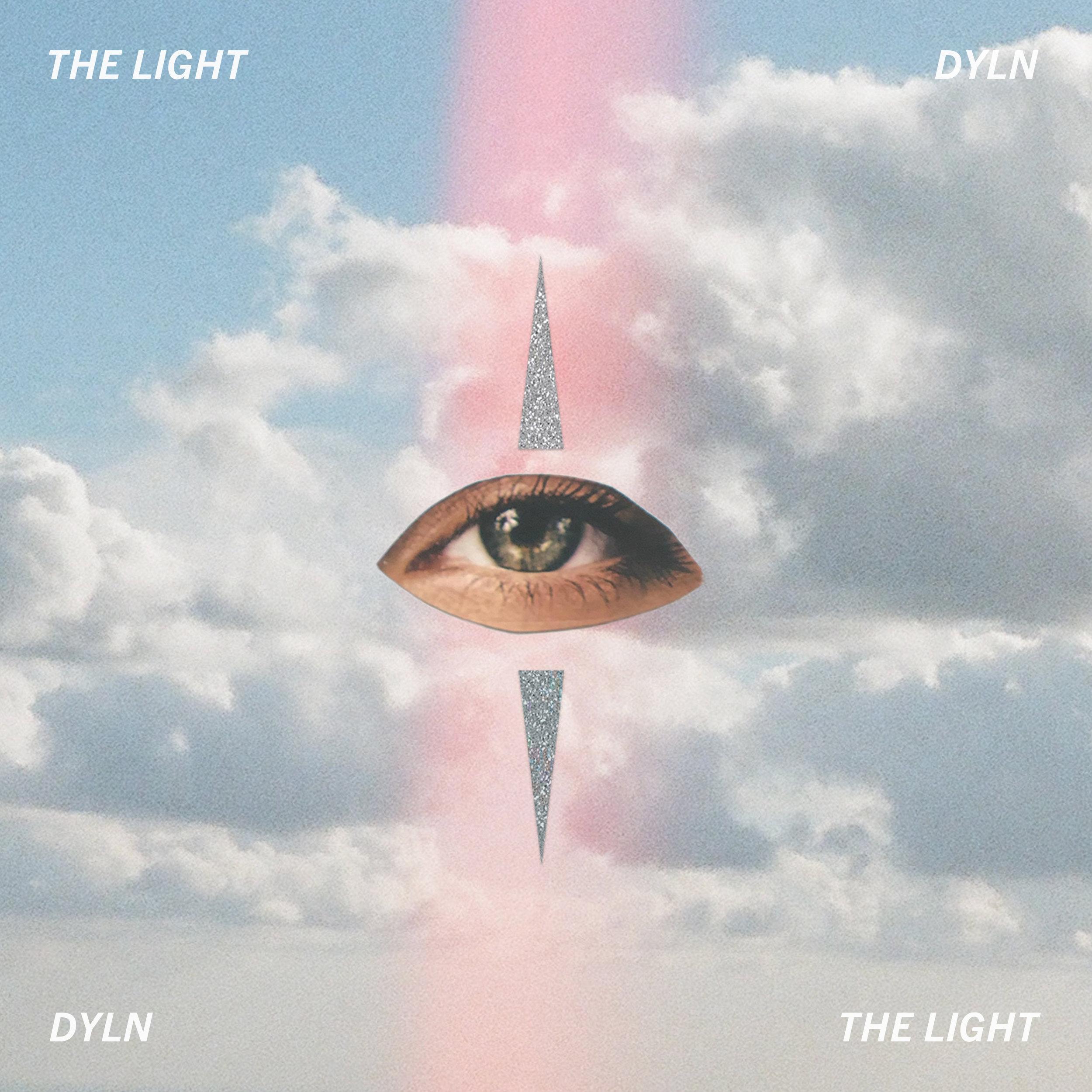 THE LIGHT SINGLE COVER ART