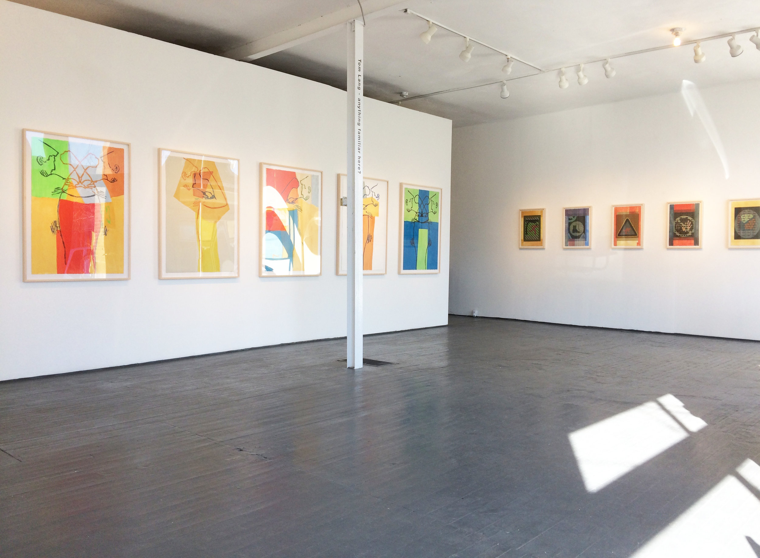 Anything Familiar Here?  Hoffman Lachance Contemporary  January 20 - February 4, 2017
