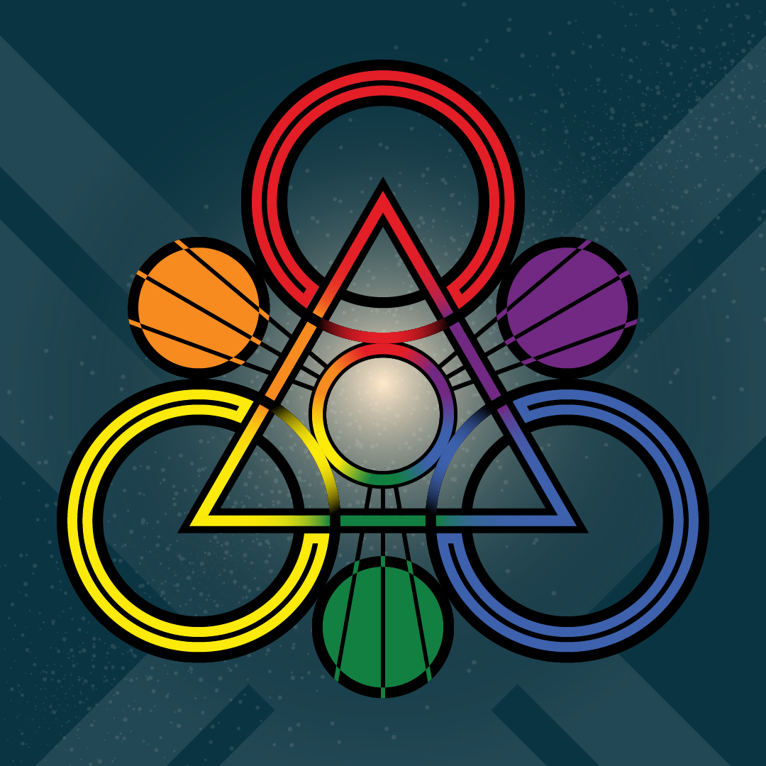 Coheed And Cambria Rainbow Keywork Wallpaper Somber Dawn Studios