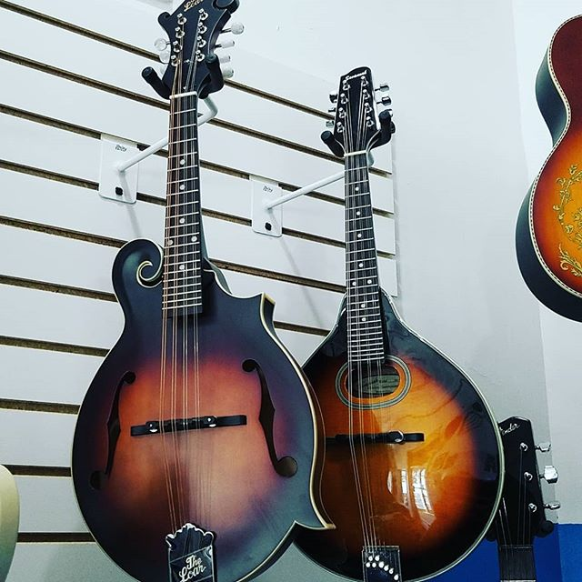 We've got that #mandolin #fever here at #stonegroveguitar, come jam #stonehenge or #battleofevermore with us!!
