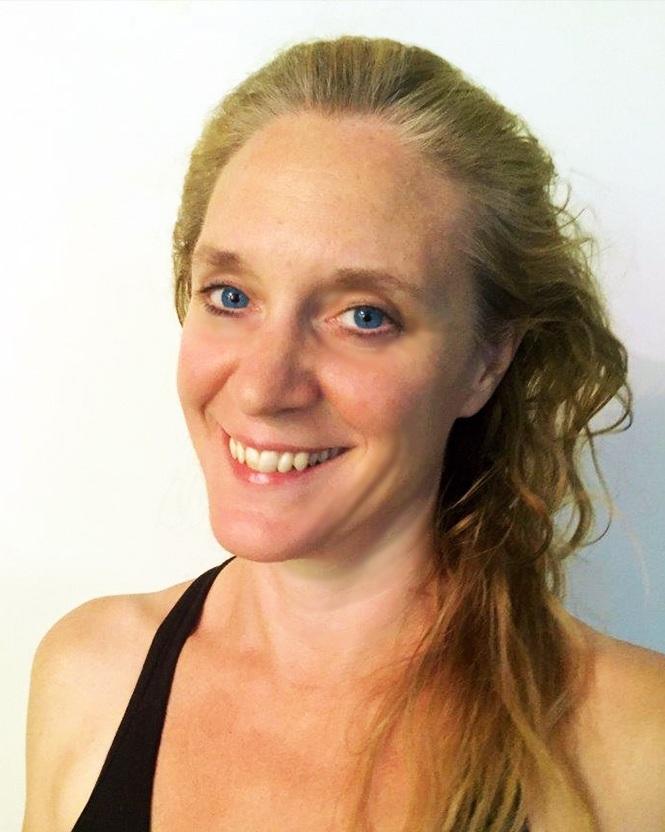 CHRISTINA BRIGGS  Pilates • Teacher Training Staff