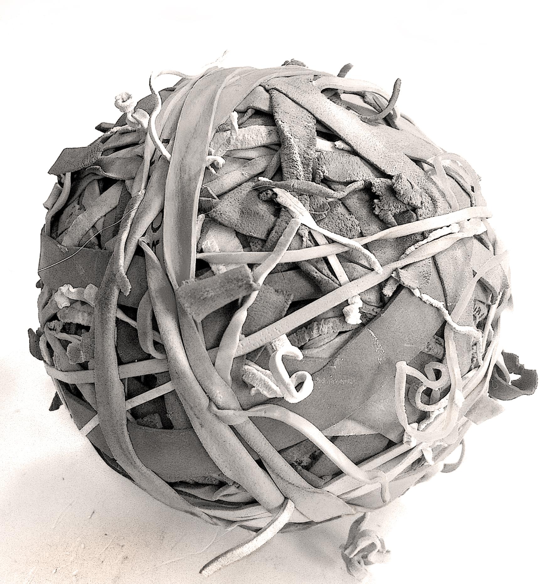 Ilana's rubber band ball