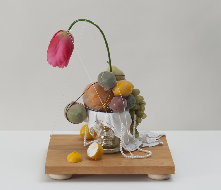 STILL LIFE IN AN AGE OF ANXIETY