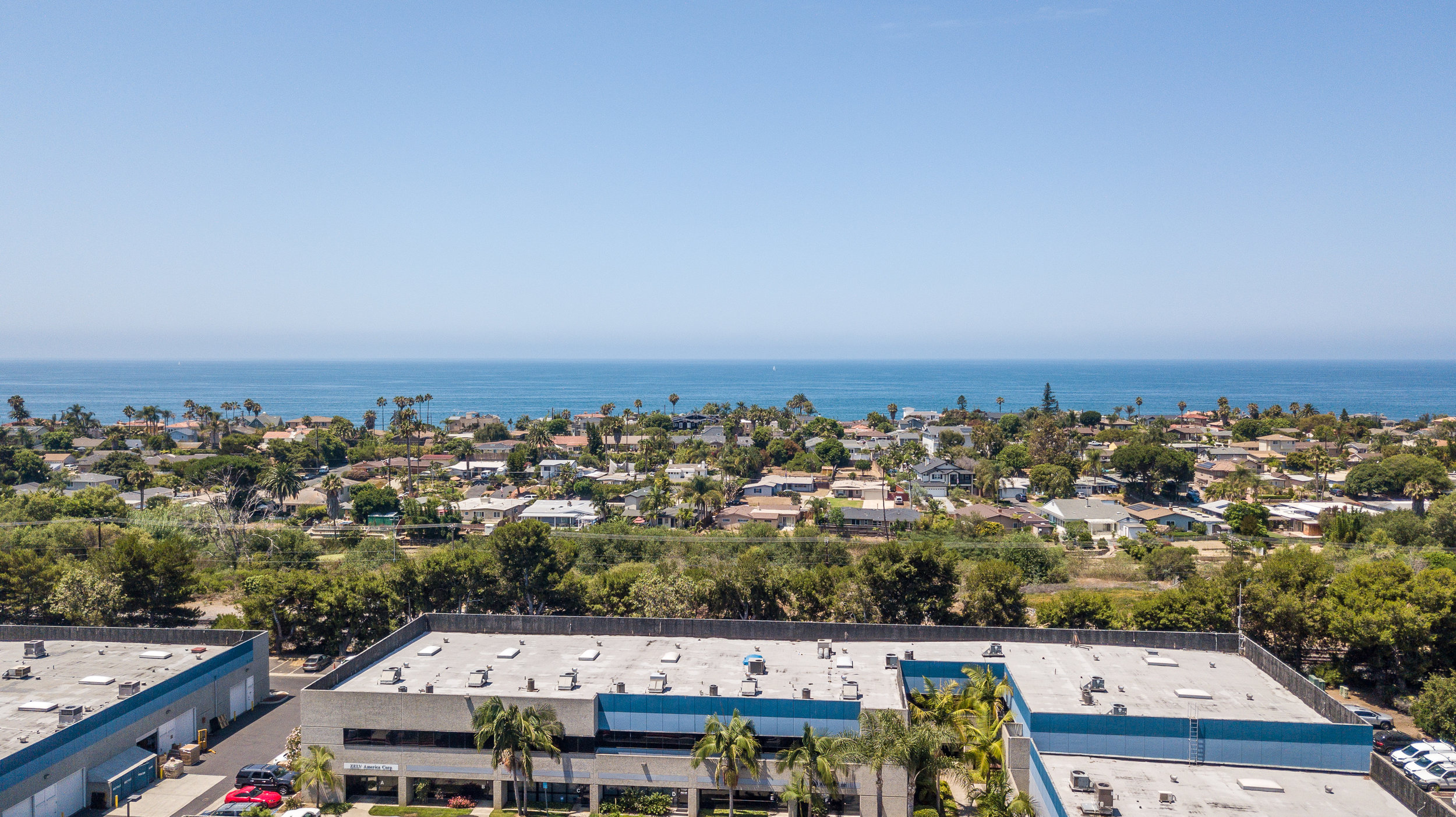 Ocean View From Above Property