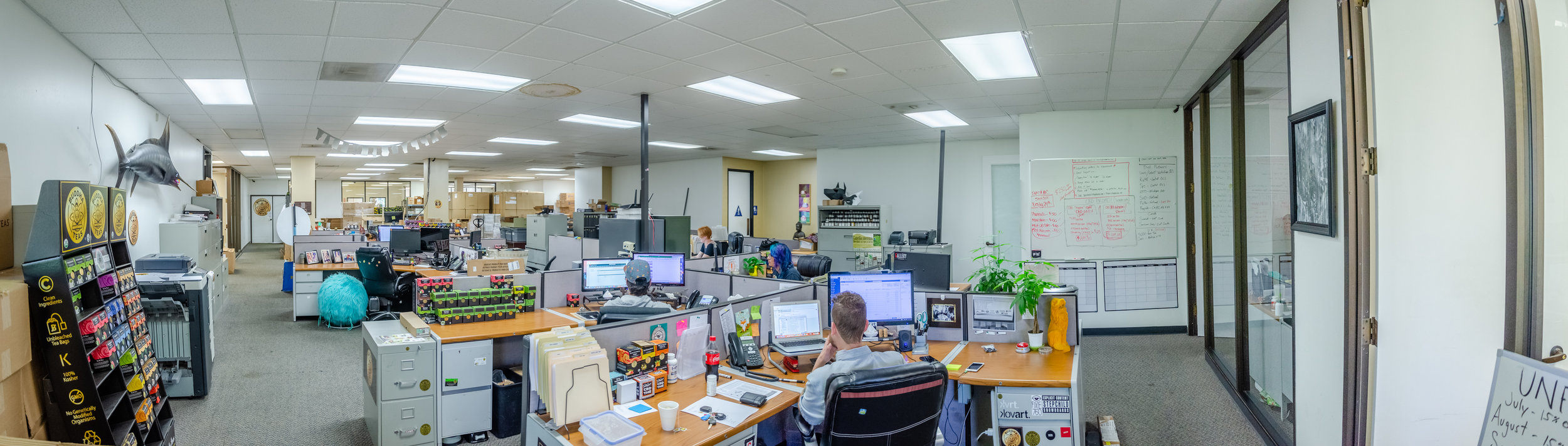 Open Office Space (Click To View)