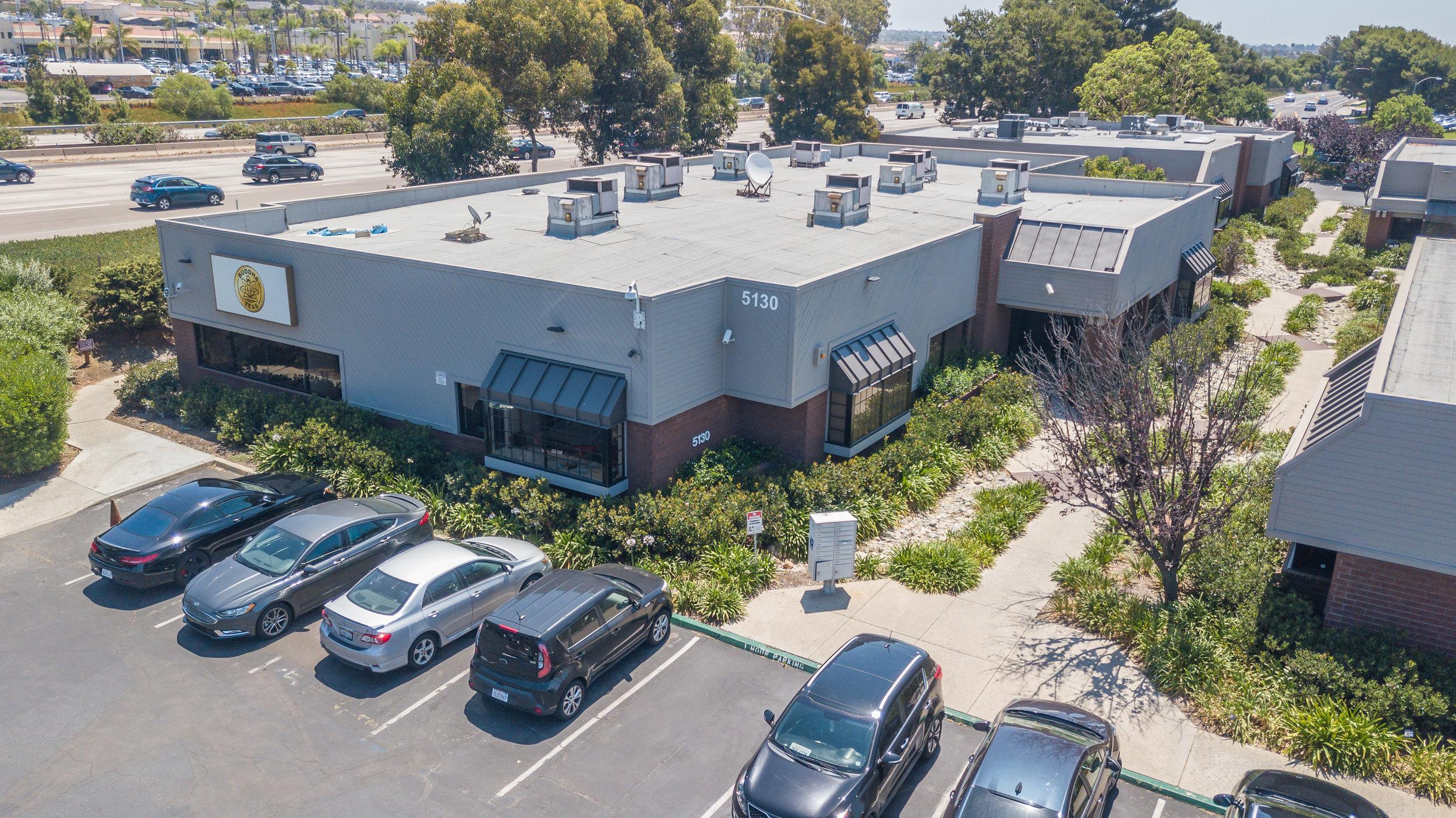 7,998sf Freeway Office Building For Sale | 5130 Avenida Encinas