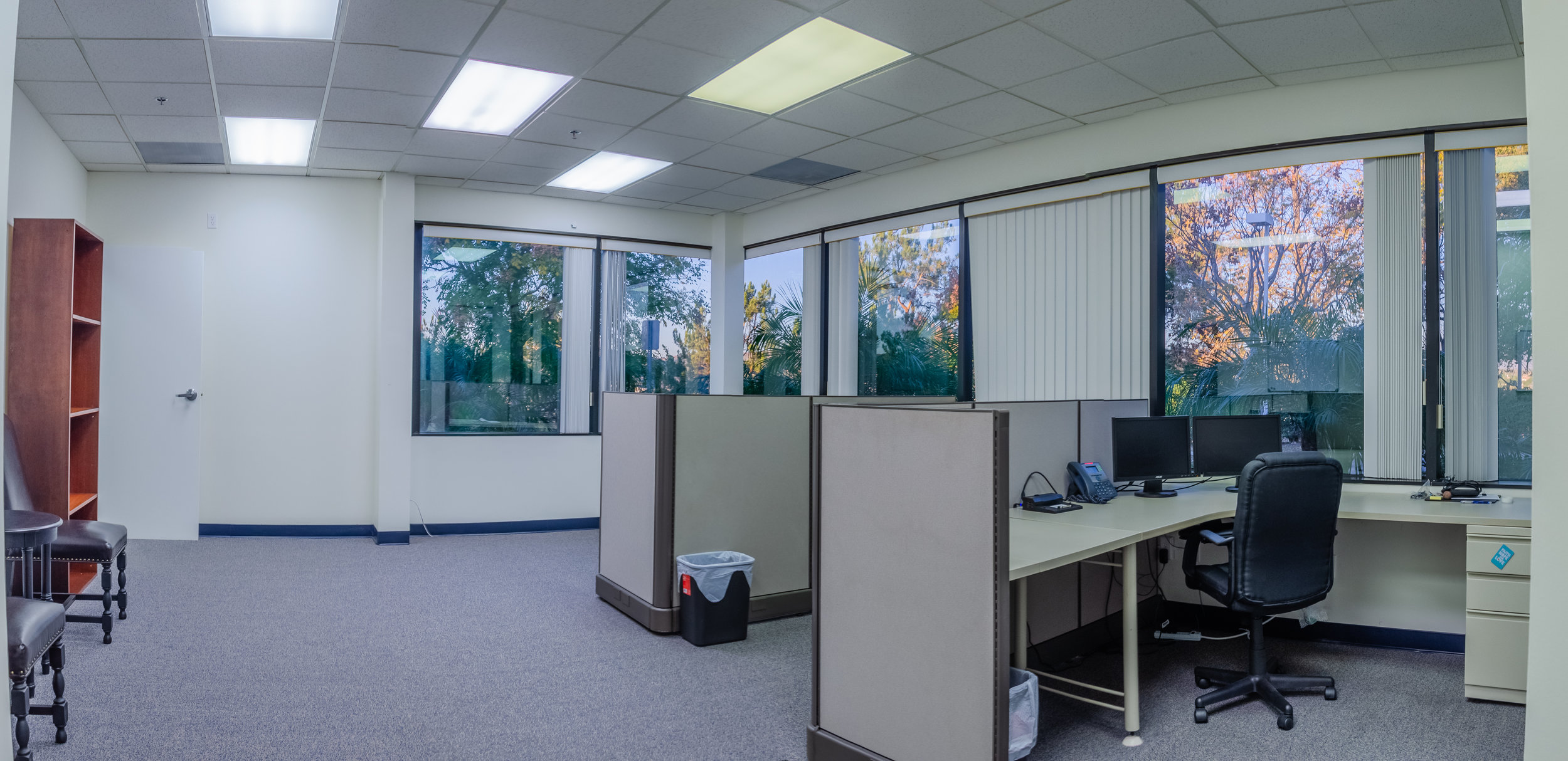 Big Windows In Open Office Space (Click To View)