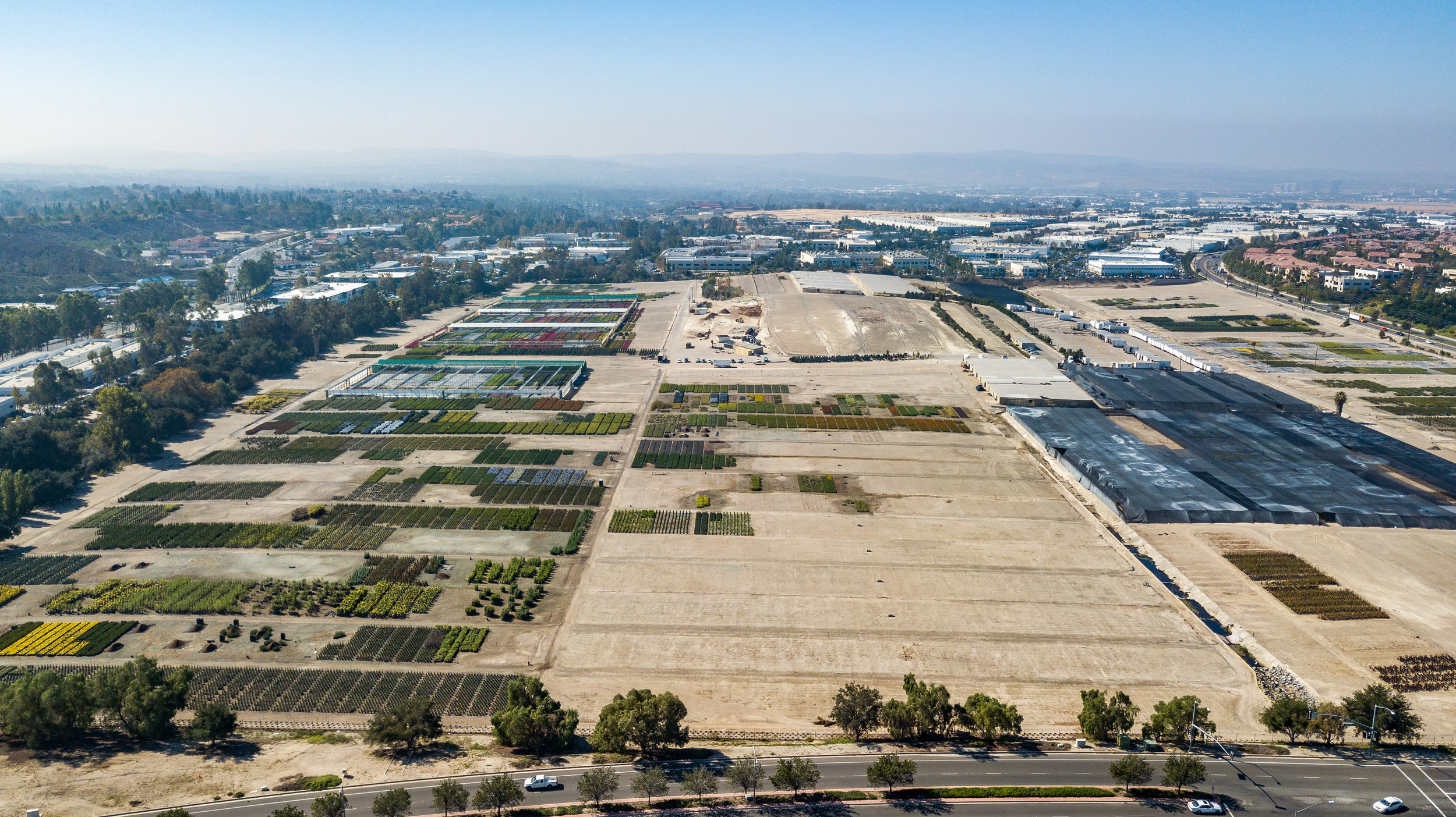 Nakase Nursery Site Overview