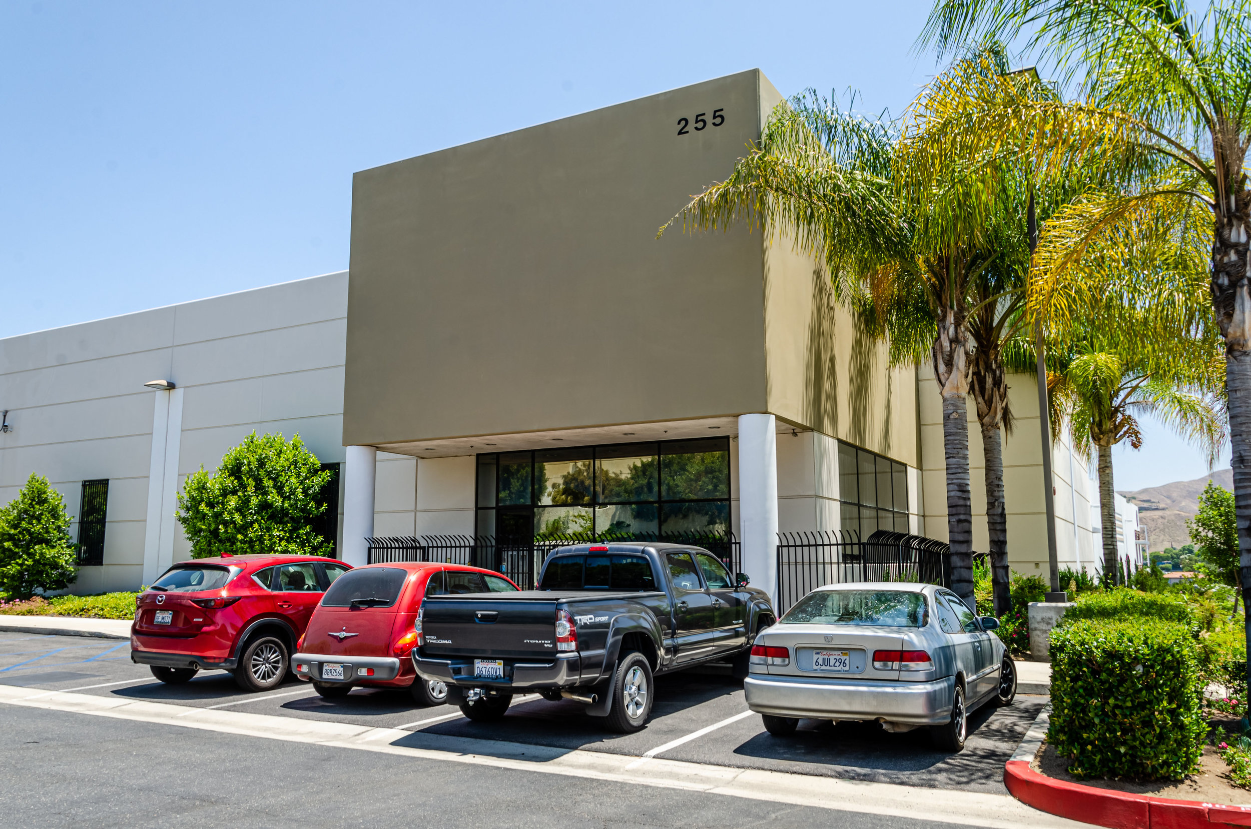 255 Crouse Drive • Corona • 14,679sf Industrial Investment • 1,500sf Office • 13,179sf Warehouse • For Sale