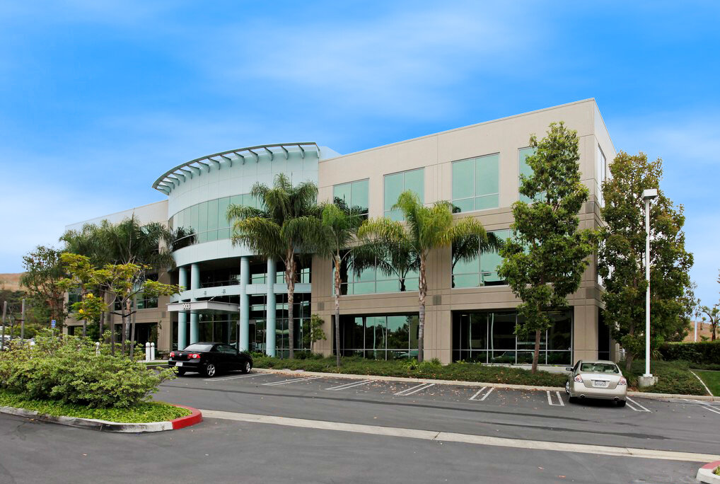 903 Calle Amanecer #125 • San Clemente • 1,299sf Office Unit • For Sublease