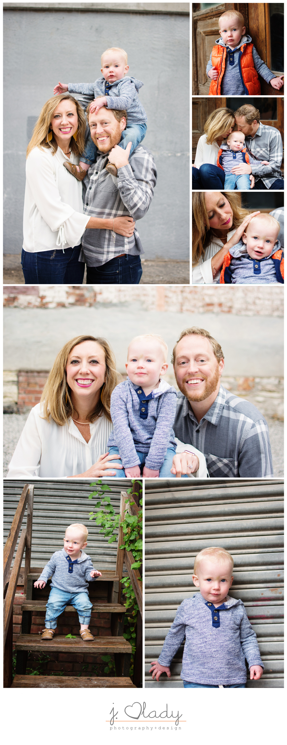 The Aleshires. By J. Lovelady Photography + Design, Kansas City Photography. Family Session