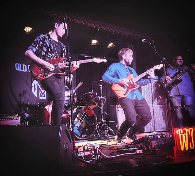 More show news coming soon, who's excited? . . . @quartztalentagency  #oldmansmoney #band #Hollywood #losangeles #losangelesmusic #guitar #bass #drums #newmusic #indie #alternative