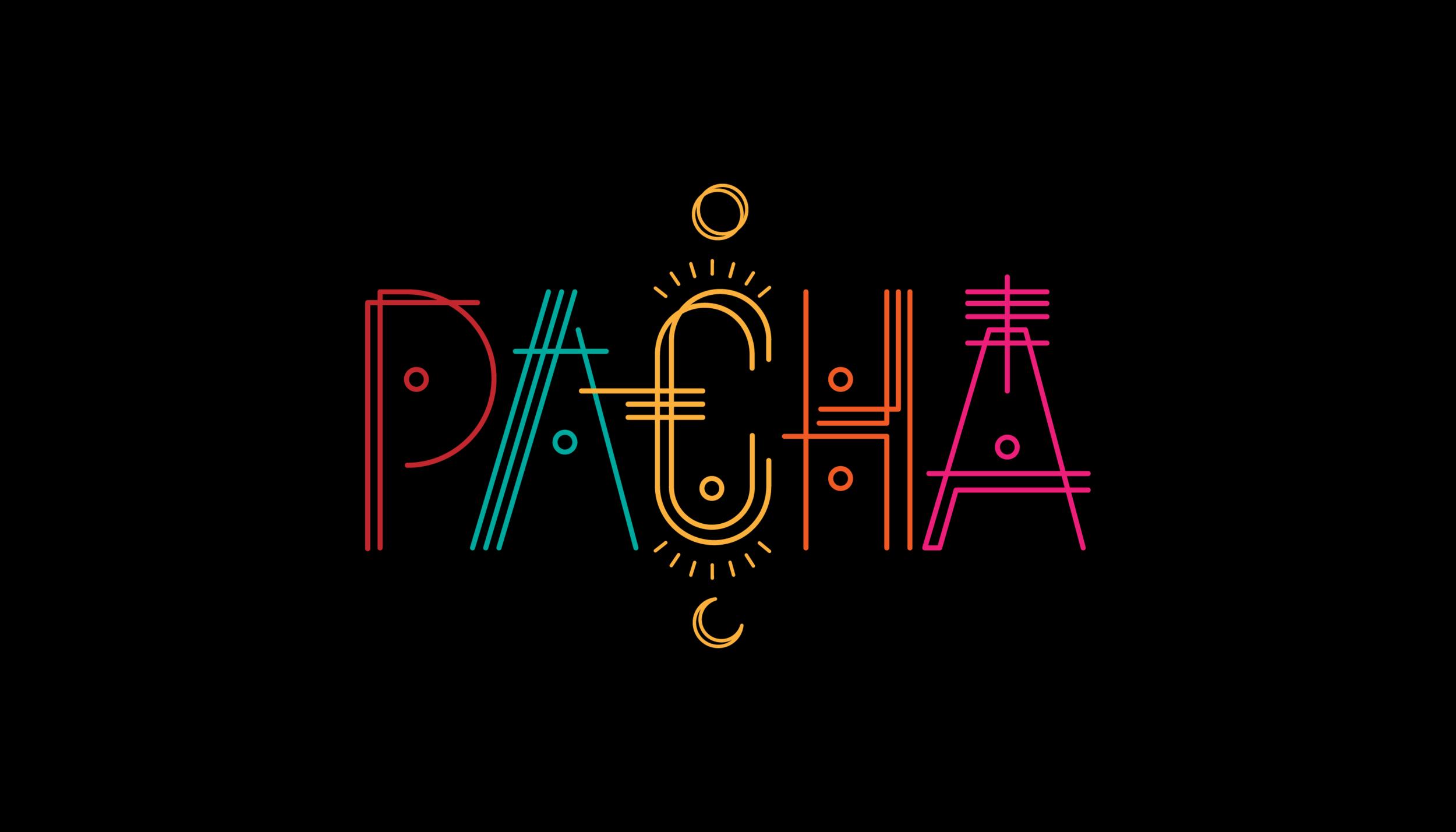 Pacha logo, 2018