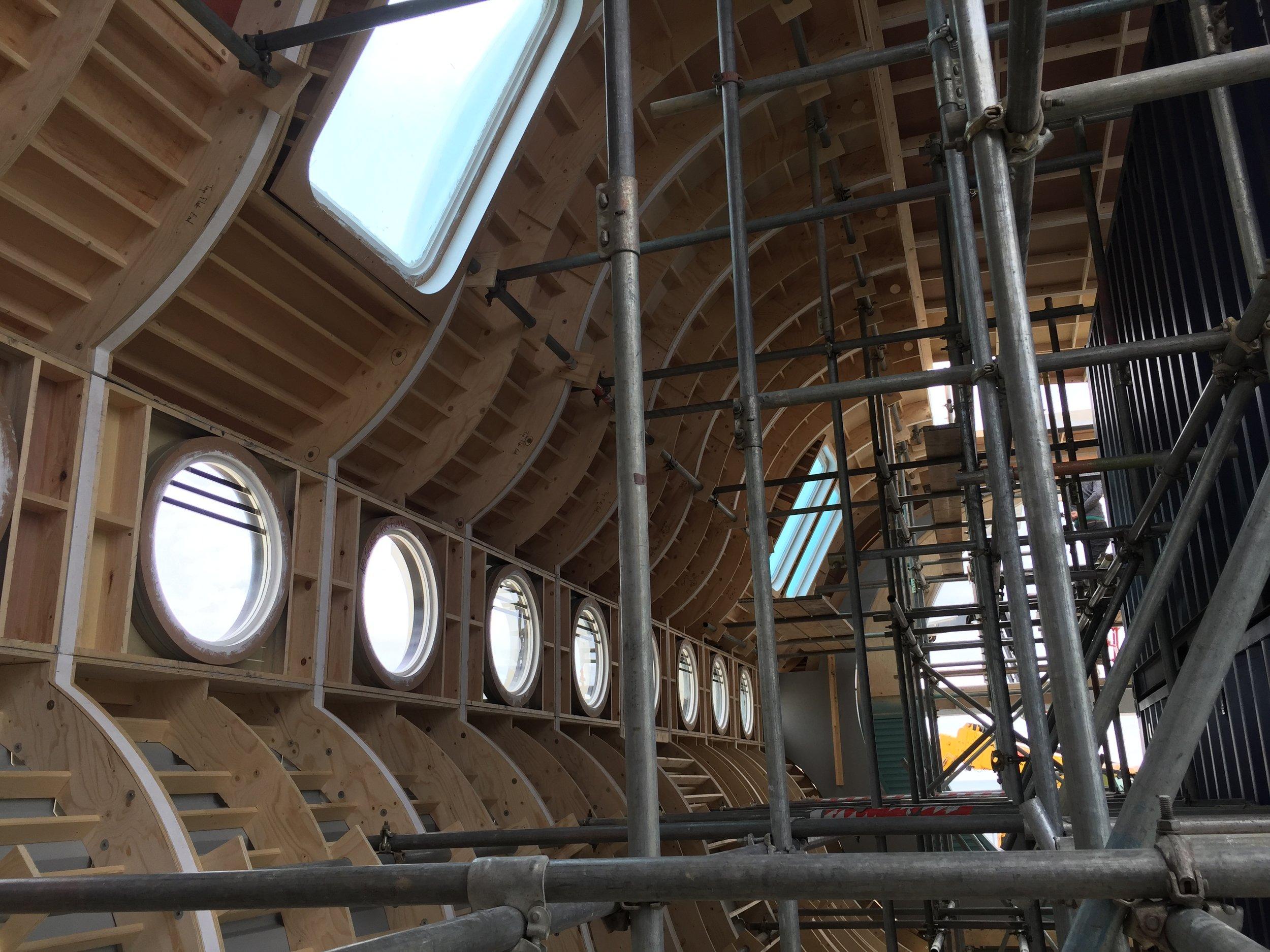 scaffolding uxbridge