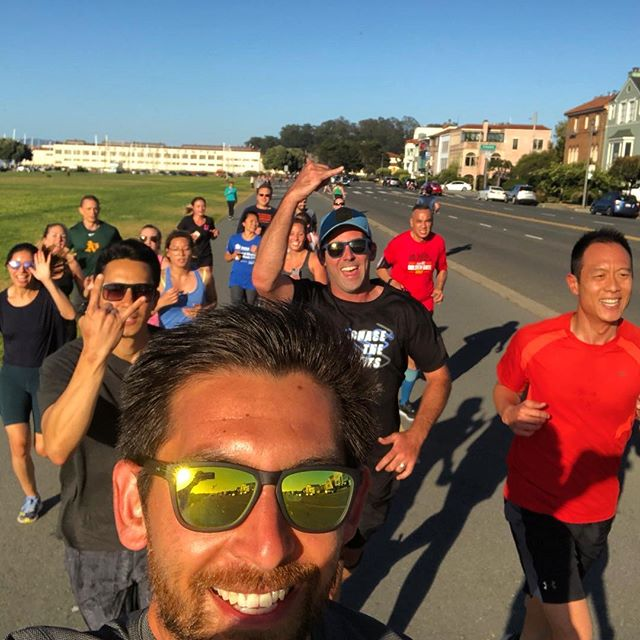 That feeling when you know the race is tomorrow morning! . Still time to register for your spot and join the fun, just head to chasethelights.com and sign up! . #chasethelightssf #run #sanfrancisco
