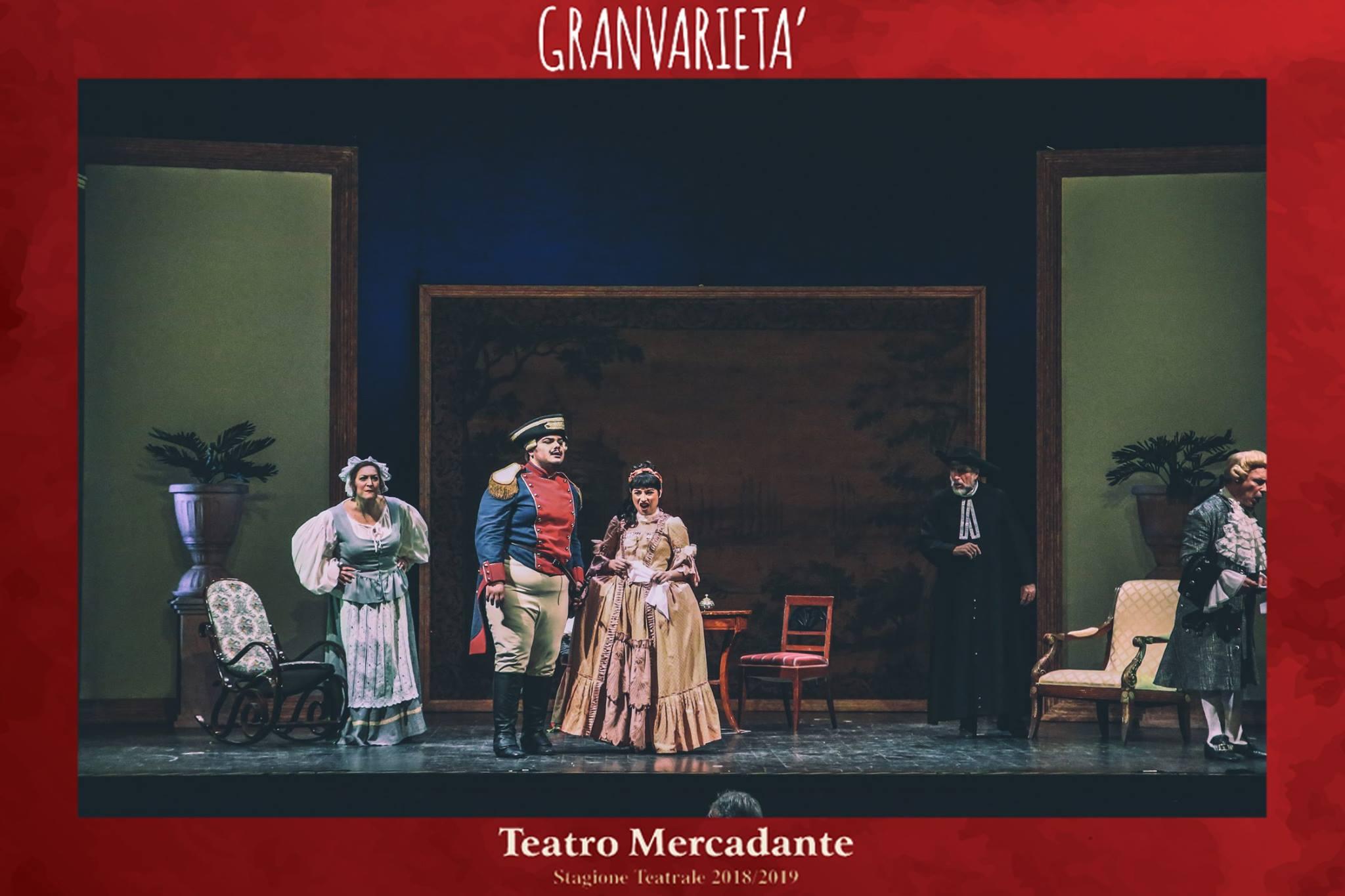 IL BARBIERE DI SIVIGLIA, Rosina, Teatro S.Mercadante Altamura, BA