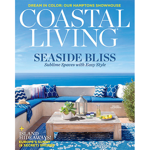 Coastal Living, September 2016