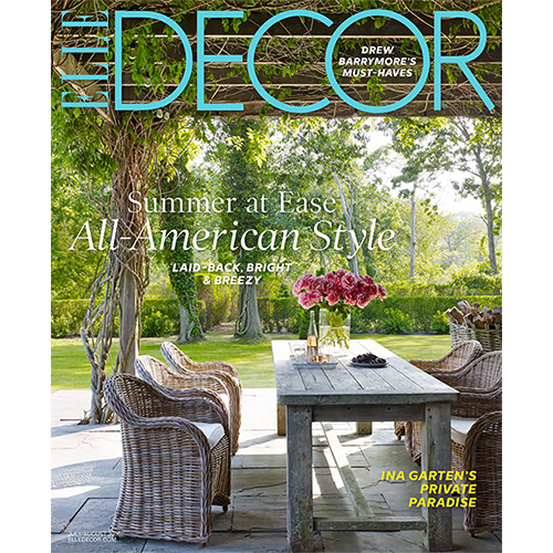Elle Decor, July/August 2016