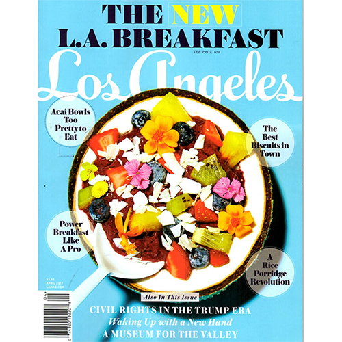 Los Angeles Magazine, April 2017
