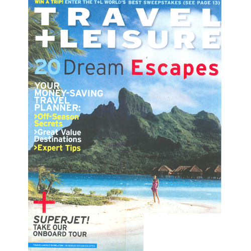 Travel & Leisure, February 2009