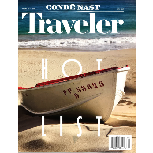 Condé Nast Traveler, May 2017