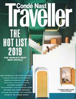 Condé Nast Traveler 2019 Hot List