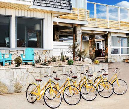 CAMBRIA BEACH LODGE - CAMBRIA, CA