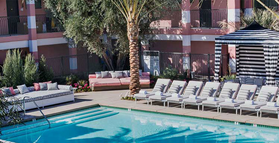 SANDS HOTEL & SPA - INDIAN WELLS, CA