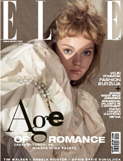 Elle Magazine Croatia, September 2019