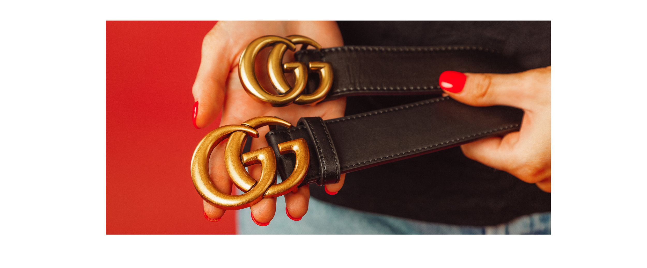 The Difference Between Real And Fake Gucci Belts A Little Bit Of