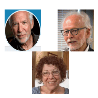 Richard Leider, Meg Wheatley, and Peter Block
