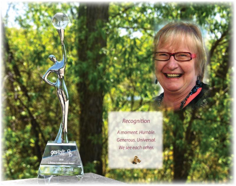 Recognition: Barbara Shipka