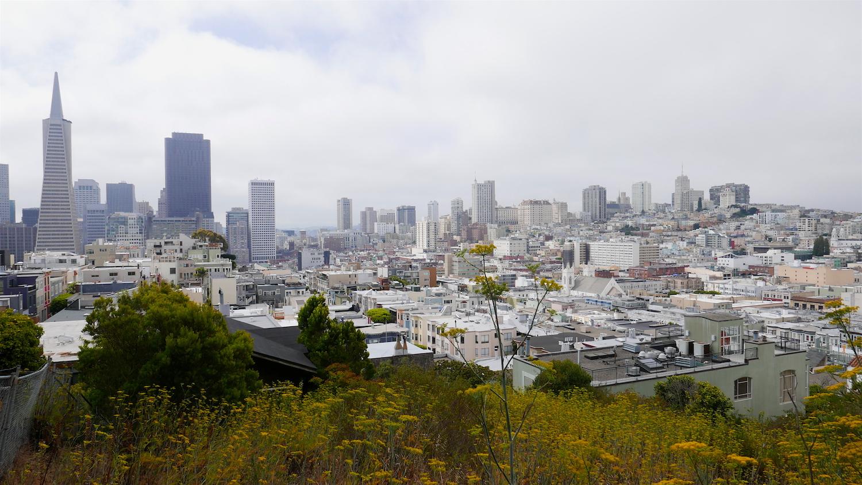 My favourite spot to take a photo of San Francisco