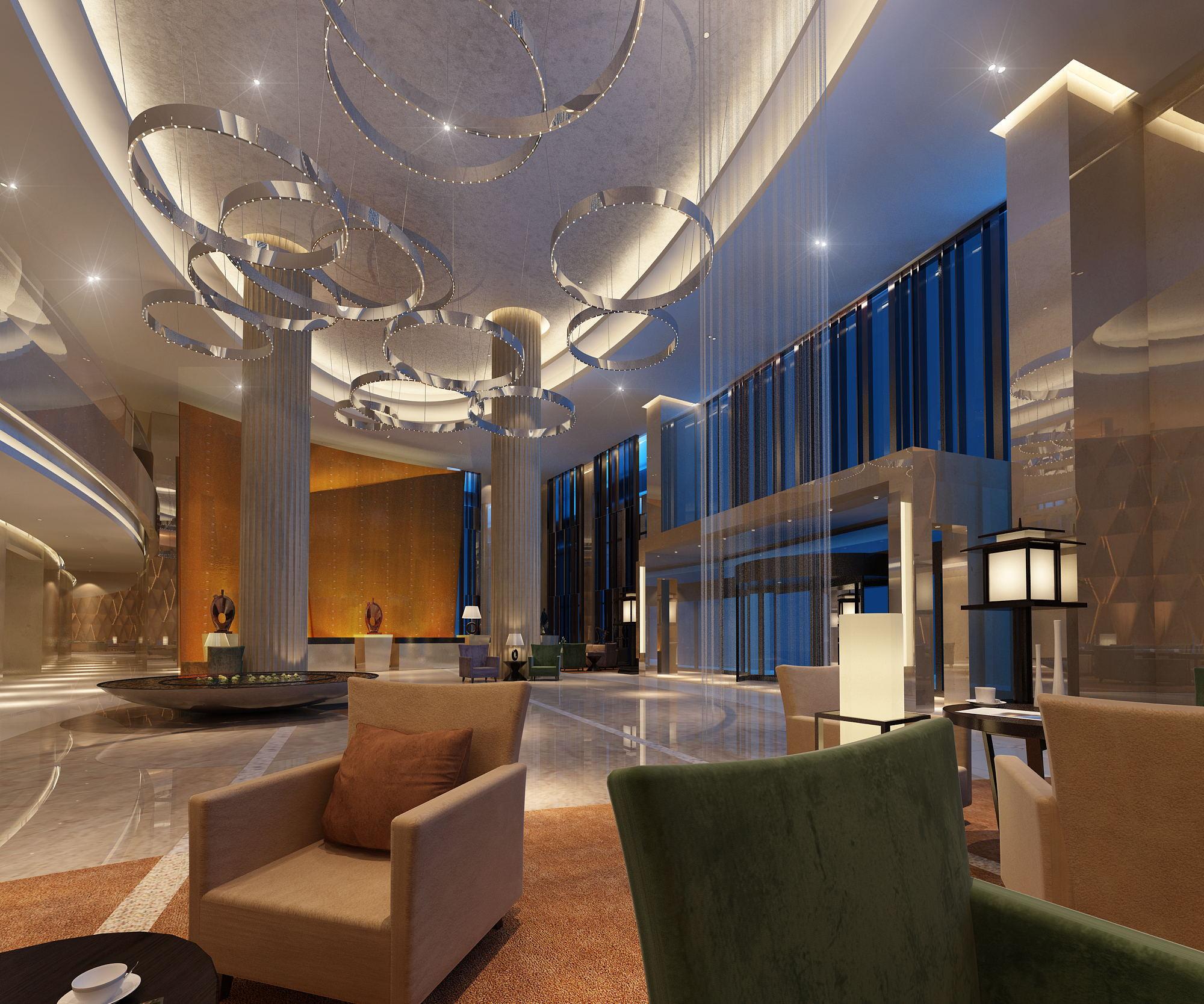 Hen Zhongzhou International Hotel, China