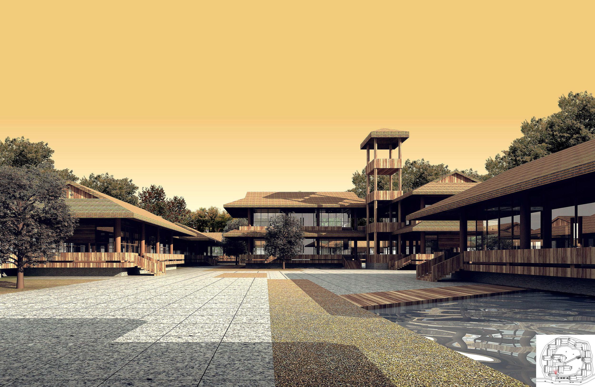 Liaoning Panjin Meijing Hotel