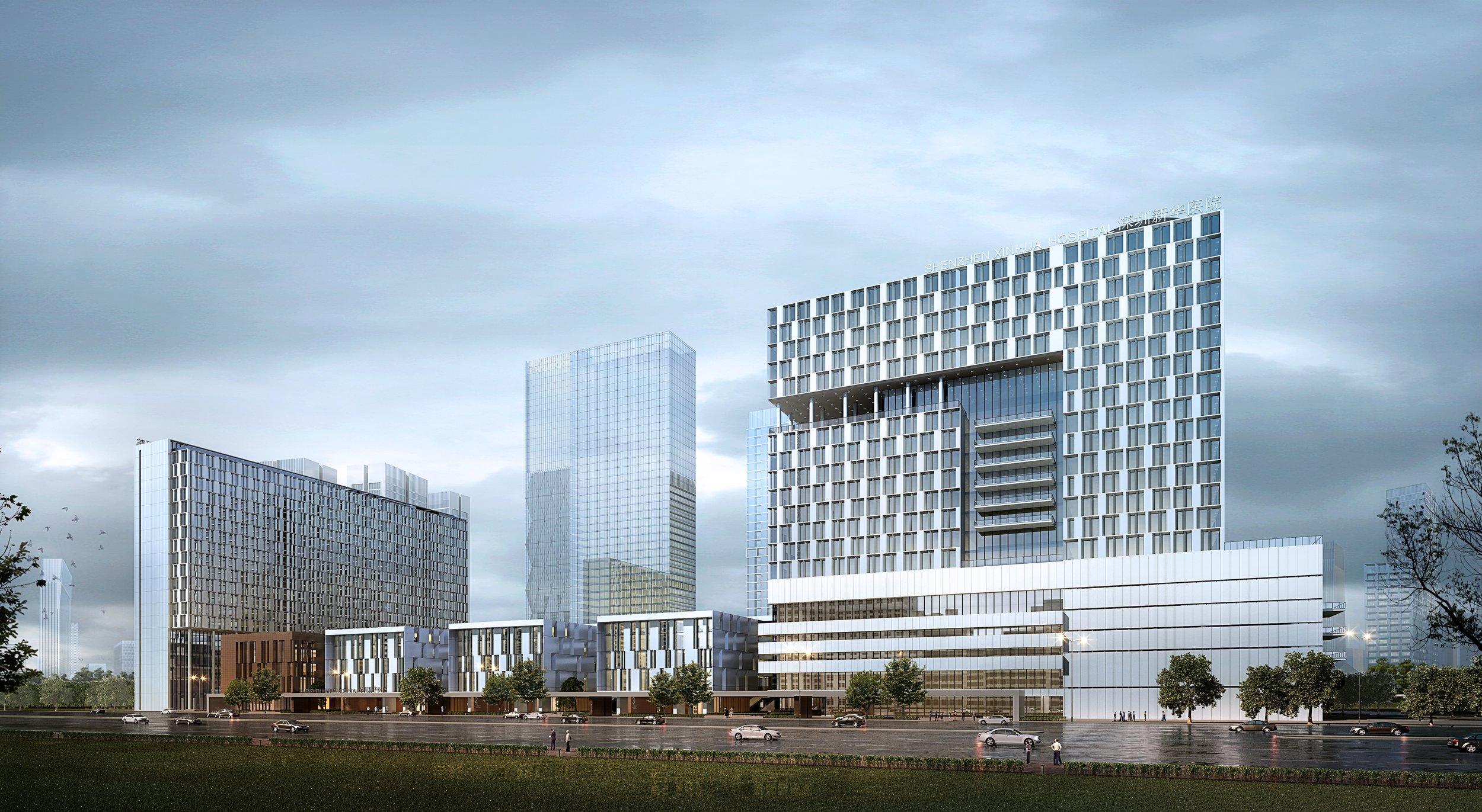 Shenzhen Peking University Xinhua Hospital