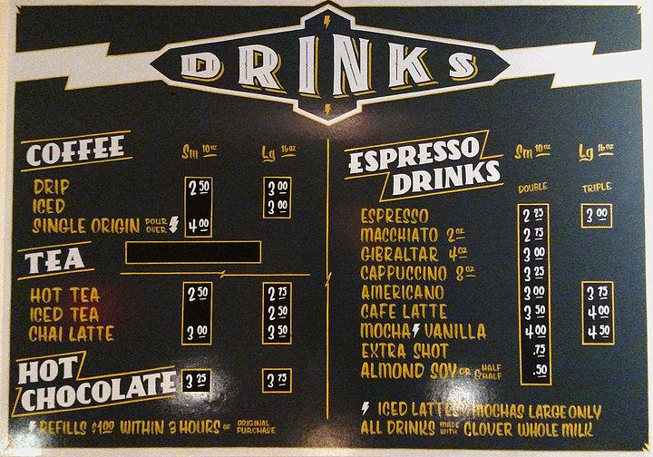 Kilivolt Coffee