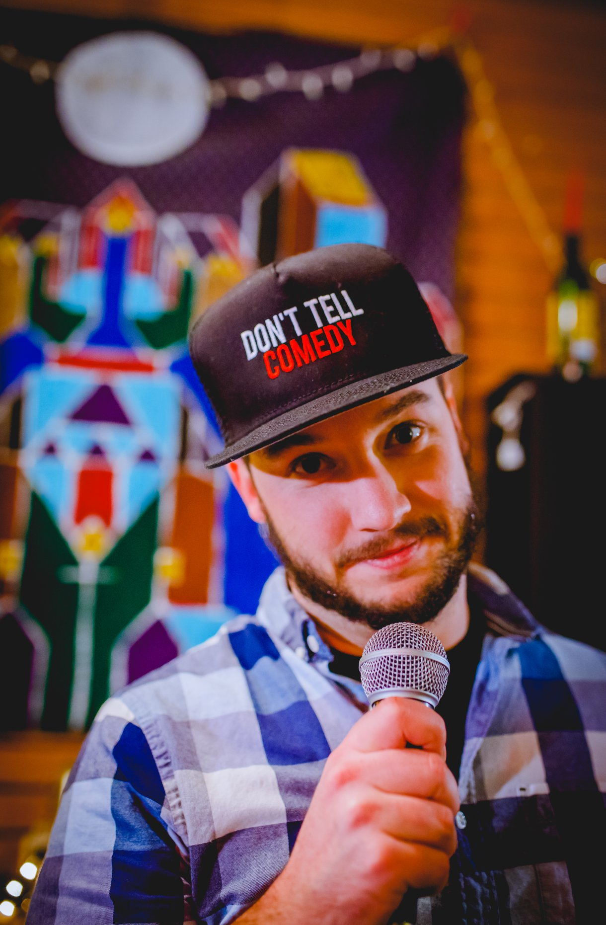 Conor Cawley - Director of Live Events   Conor is a comic, producer and world renowned sweetheart. He helps Don't Tell Comedy to set up shows in new cities and support the growth in existing ones across the country!