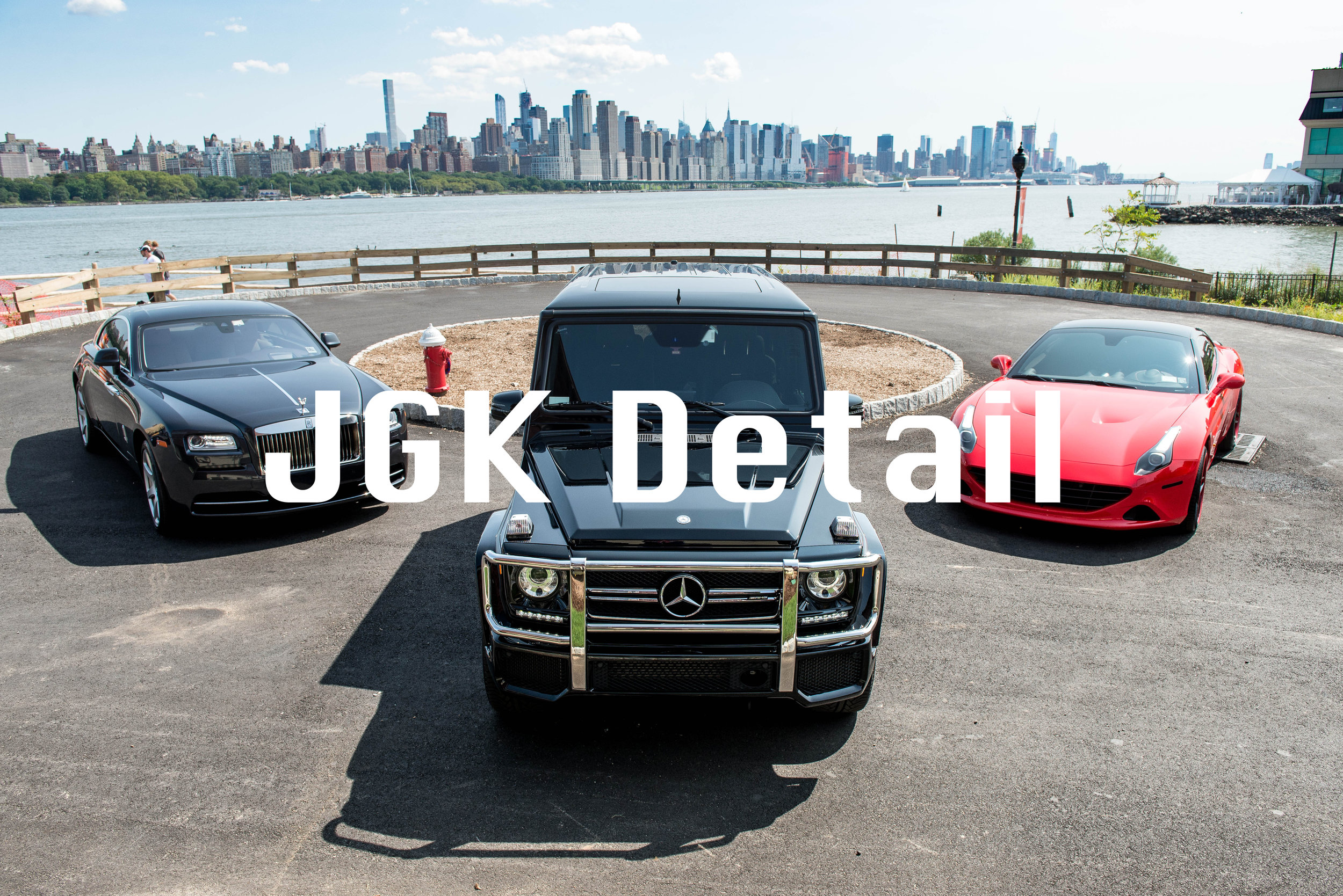 JGK Detail Promotional Video  - JGK Detail is a mobile detailing service based out of Allendale, New Jersey.  Jack Kasparian directed, filmed and edited a promotional video for the company, which features numerous exotic cars. https://www.youtube.com/watch?v=YsymLGEZ-3c