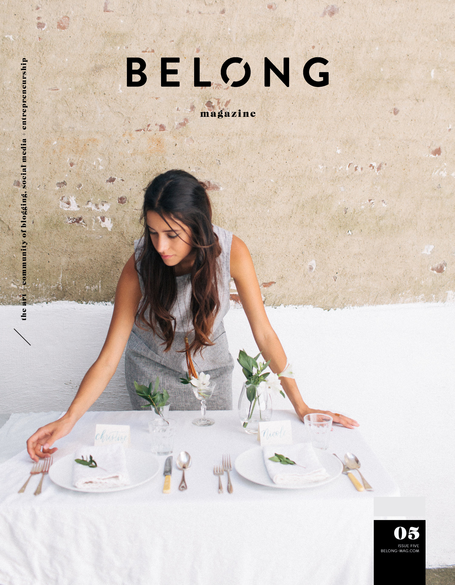 BELONG Magazine   A Seat at The Table