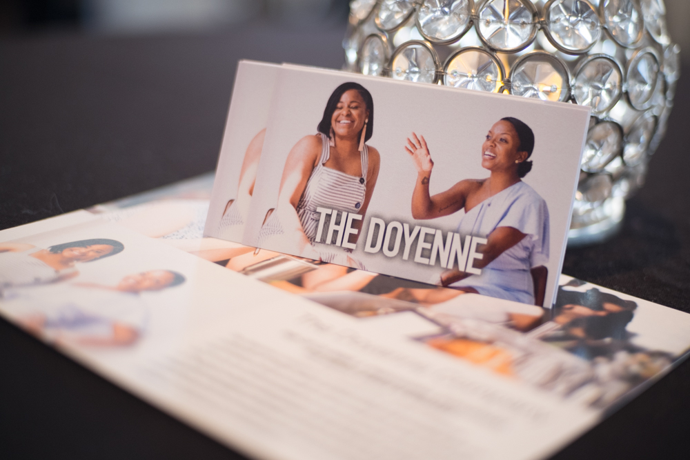THE DOYENNE POP UP MIXER #1
