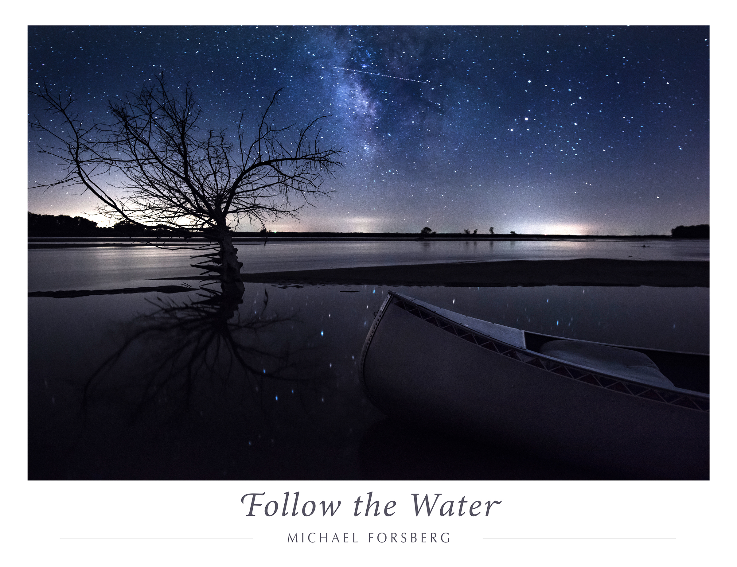 follow the water